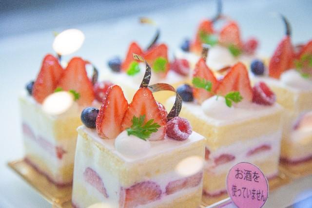 ケーキ・お菓子工場