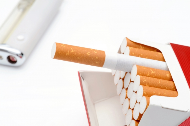 たばこ工場